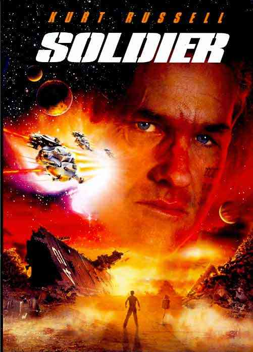 SOLDIER BY RUSSELL,KURT (DVD)