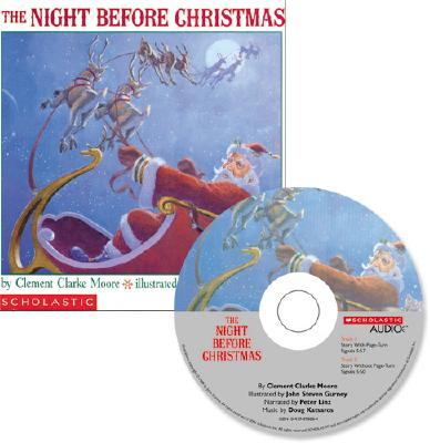 The Night Before Christmas By Moore, Clement Clarke