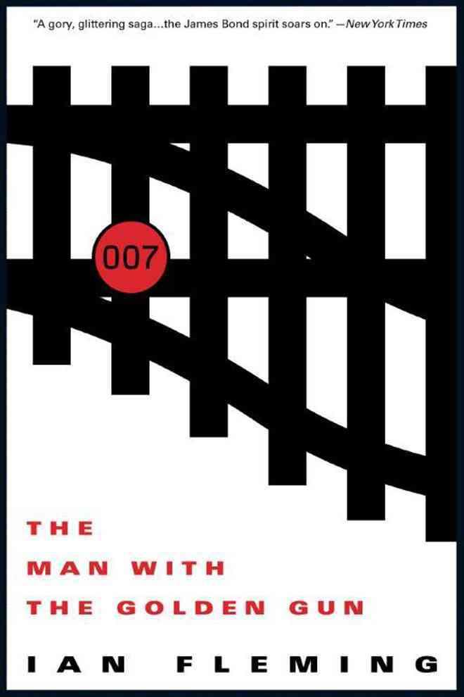 The Man With the Golden Gun By Fleming, Ian